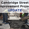 Cambridge Update