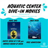 Aquatic Center Dive-In Movies (1)