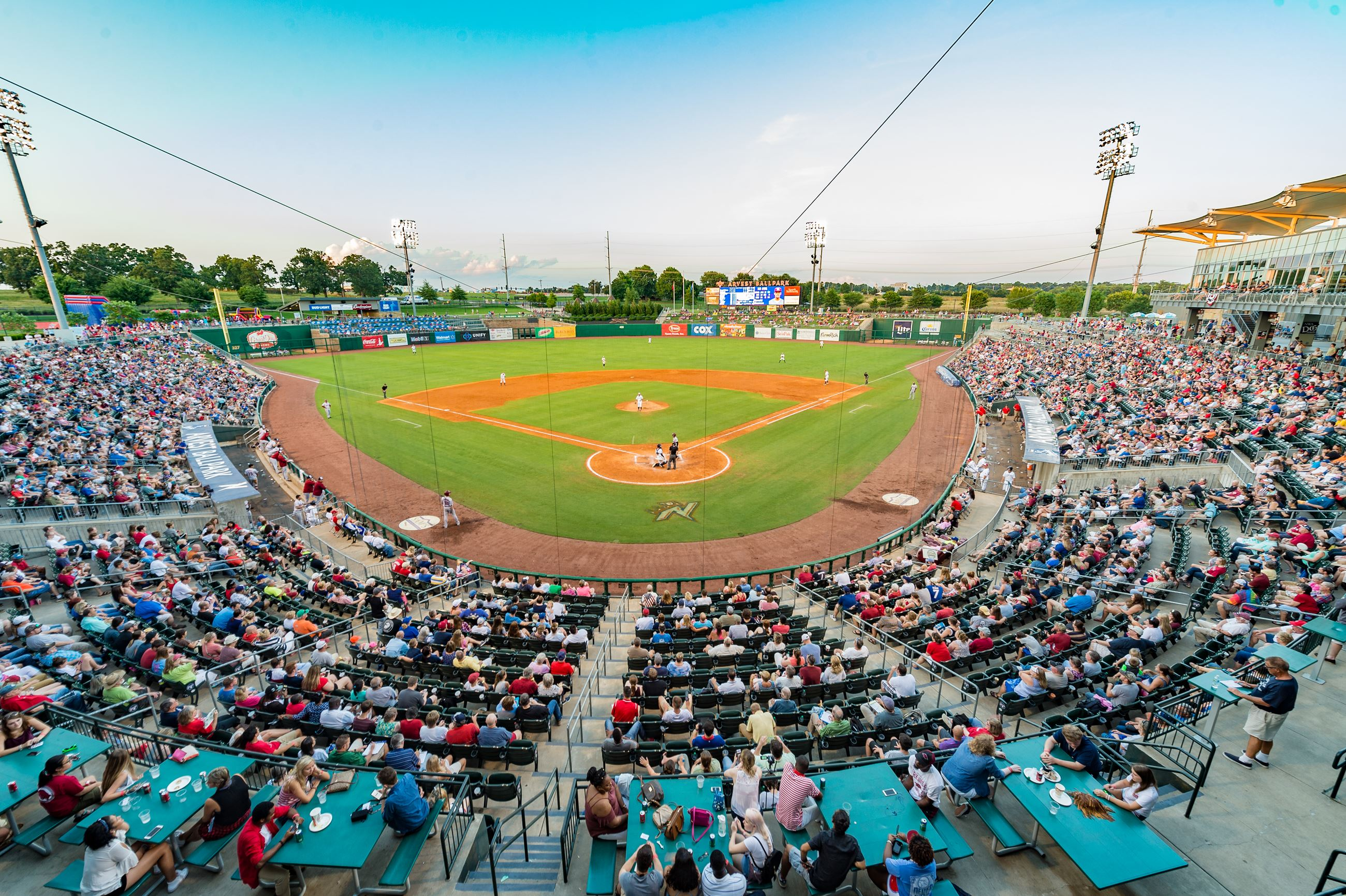 Arvest Ballpark - Photo by Alan Jamison