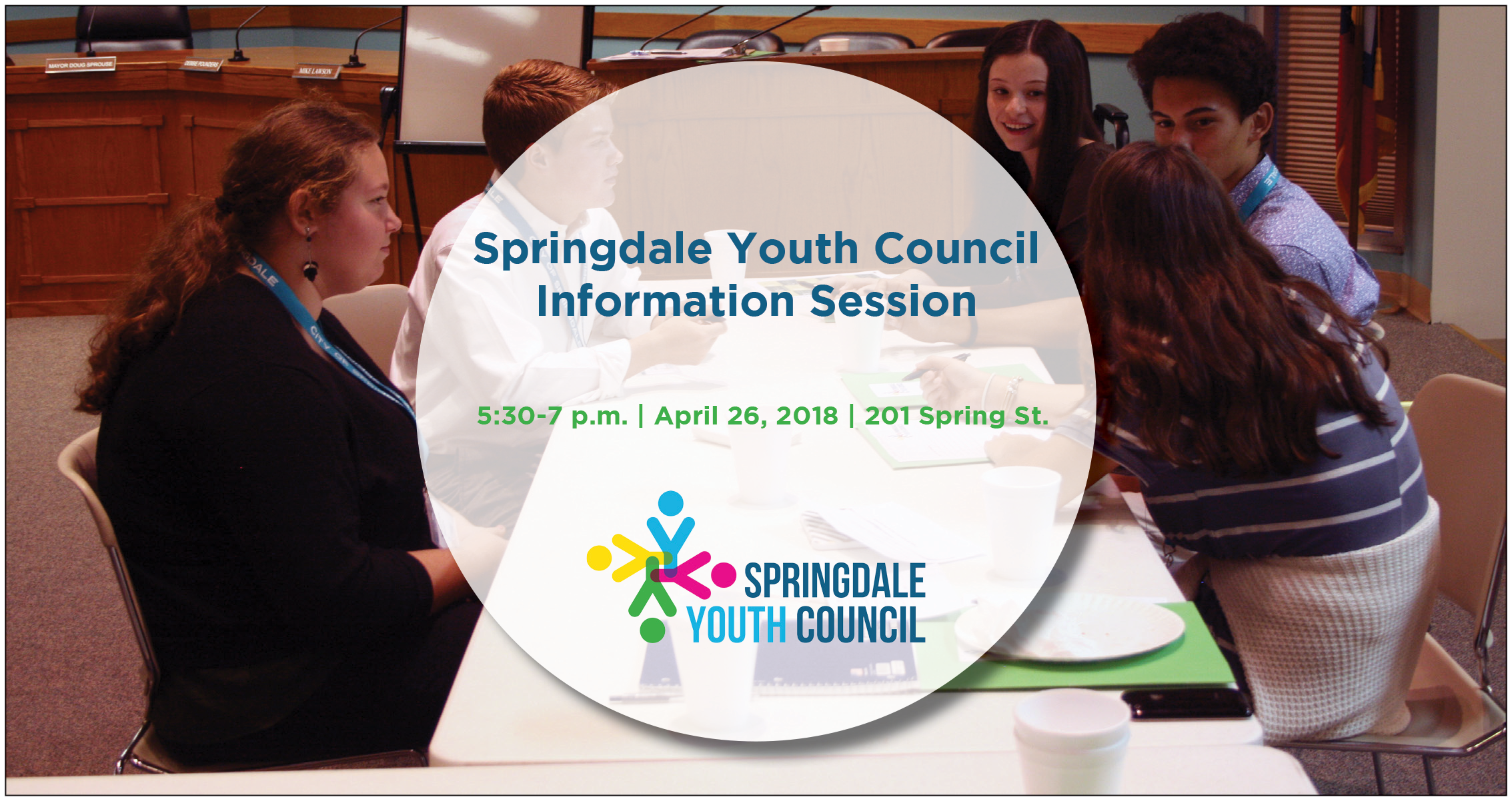 youth council info session