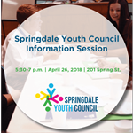 youth council info session small