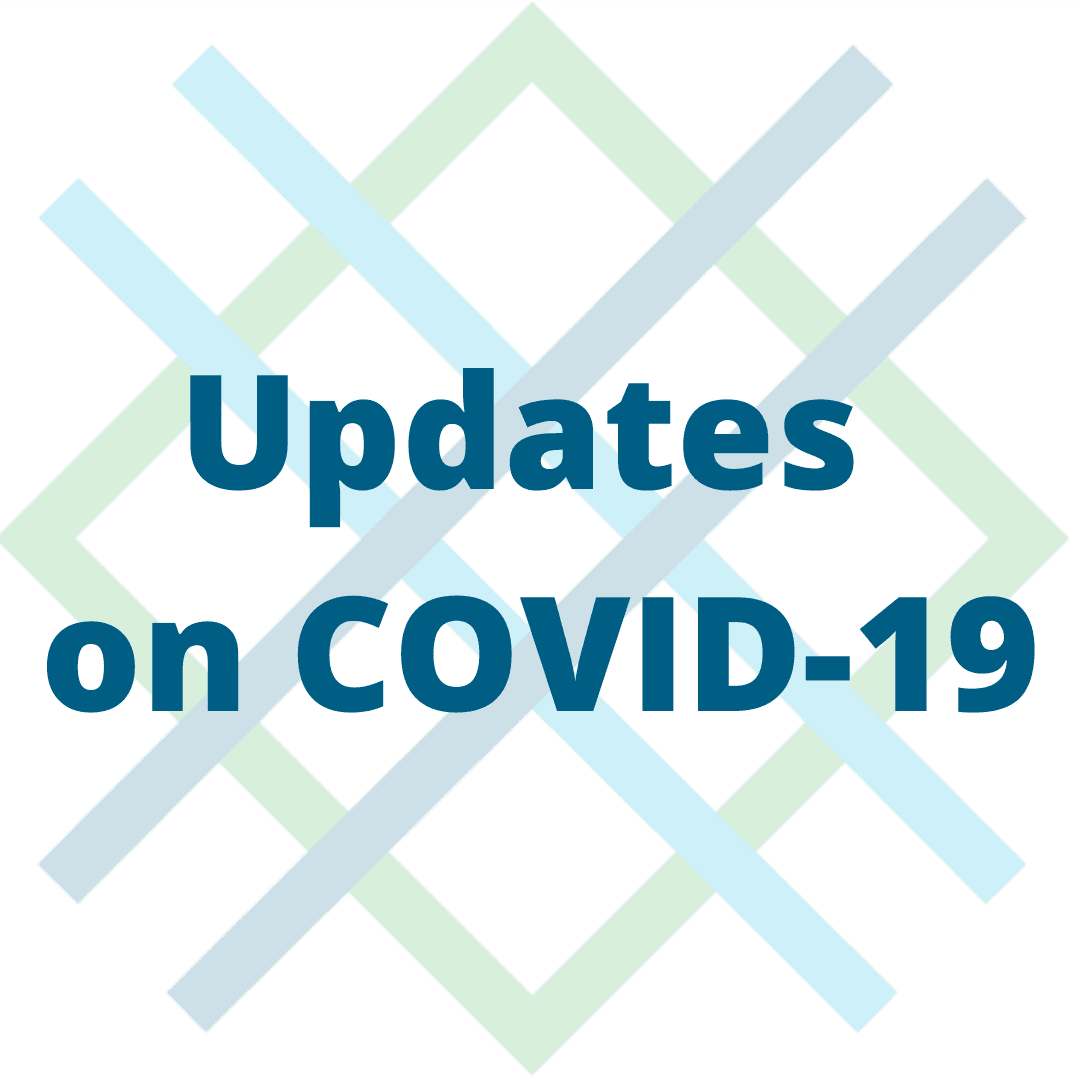 Updates on COVID-19