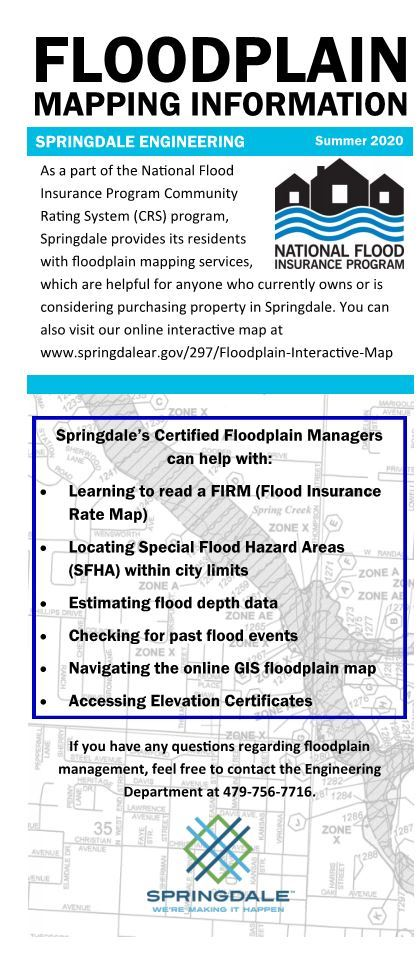 Floodplain Mapping Services