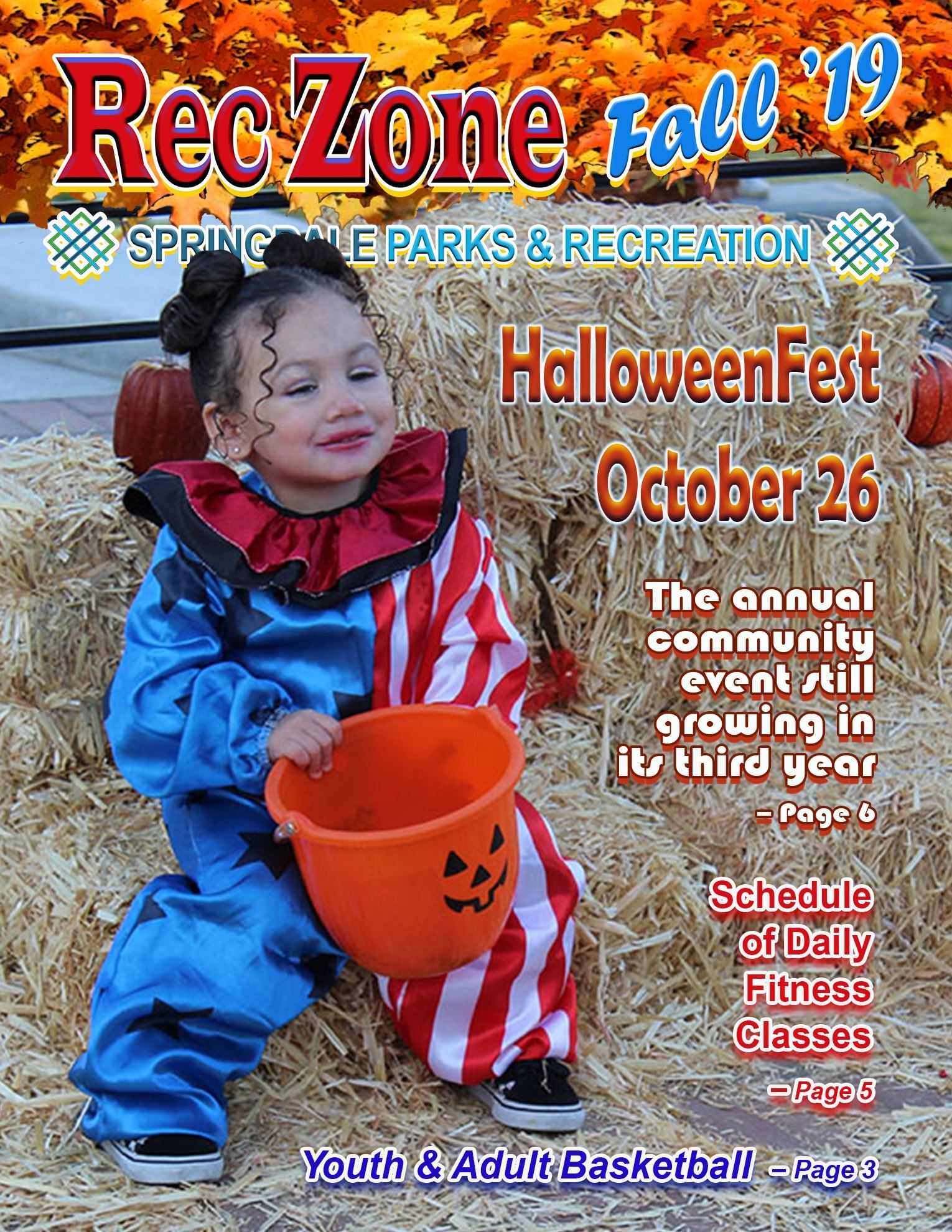 RZ Cover Fall