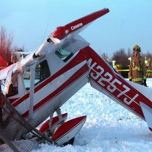 SFD Plane Crash 1-26-17